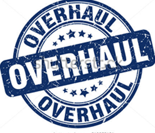 Annual Overhauling Contract