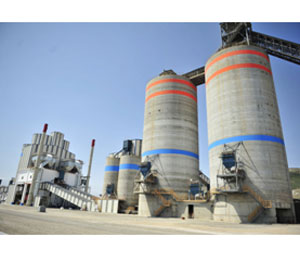 Cement plant industry services