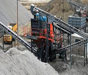 Crusher and screen installation/O&M