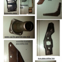 Mechanical parts & spares