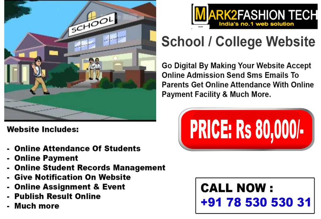 School/ College Websites